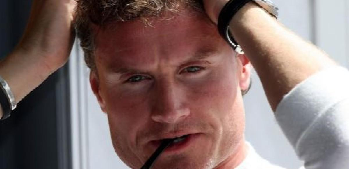 Дэвид Култхард сообщит о своем уходе на Гран-При Великобритании