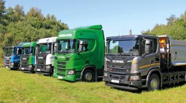 Scania CNG: грузовик на природном газе. Реальные цифры экономии и опыт эксплуатации