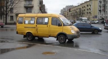ДТП с участием маршрутного такси и «Жигулей»