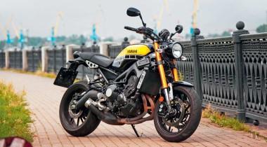 Yamaha XSR900. Нео-ретро