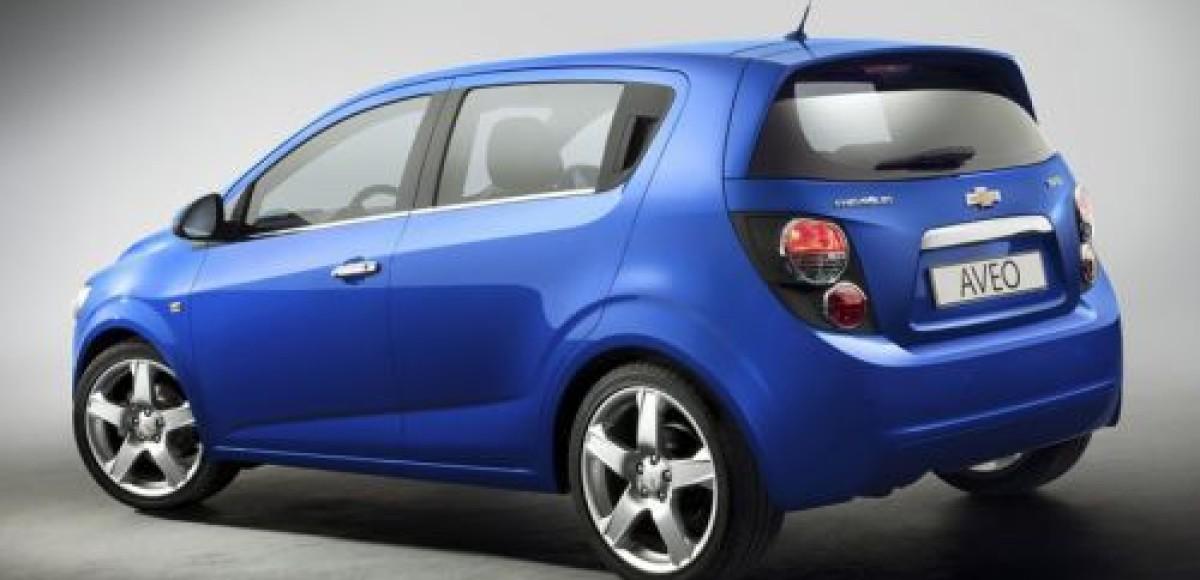 General Motors и «Группа ГАЗ» будут выпускать Chevrolet Aveo в Нижнем Новгороде
