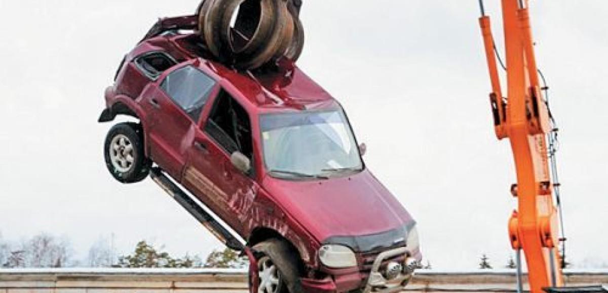 АВТОВАЗ продаст 100 тысяч автомобилей по утилизационной программе