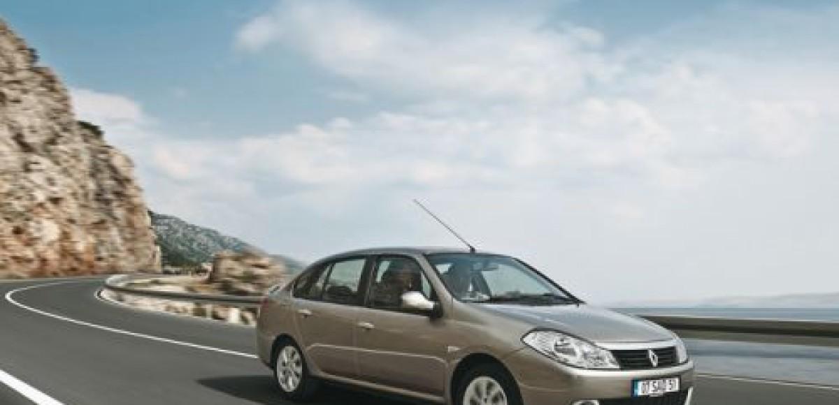 Renault Symbol. Сила оружия