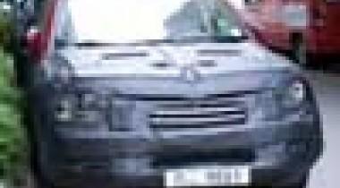 Шпионские фото. Полноразмерный SUV от Kia Motors