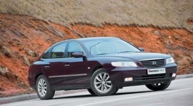 Hyundai Grandeur. От 1 072 900 руб.