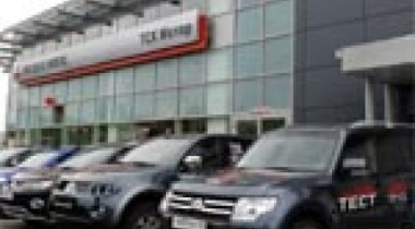 Новый дилерский центр Mitsubishi Motors в Кирове