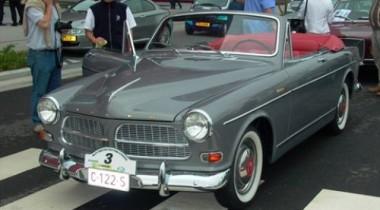 Поклонники автомобилей Volvo встретились в Гетеборге