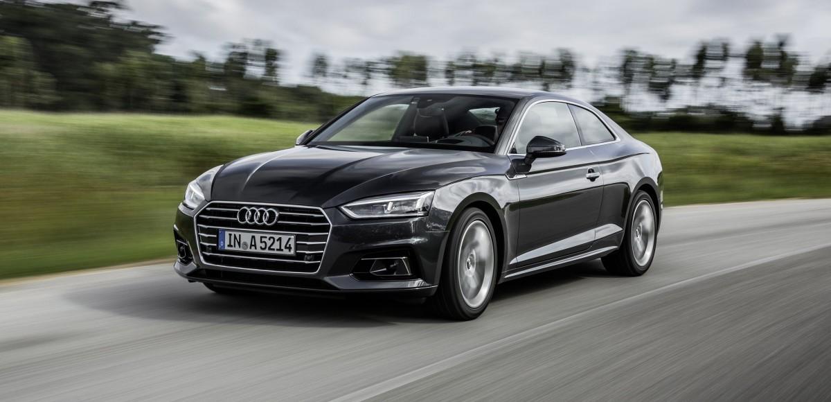 Audi A5. Икона стиля
