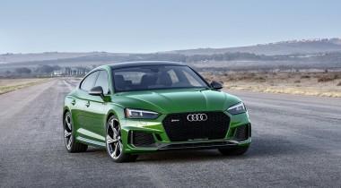Audi RS5 Sportback: эксклюзив в России за 7,7 миллионов