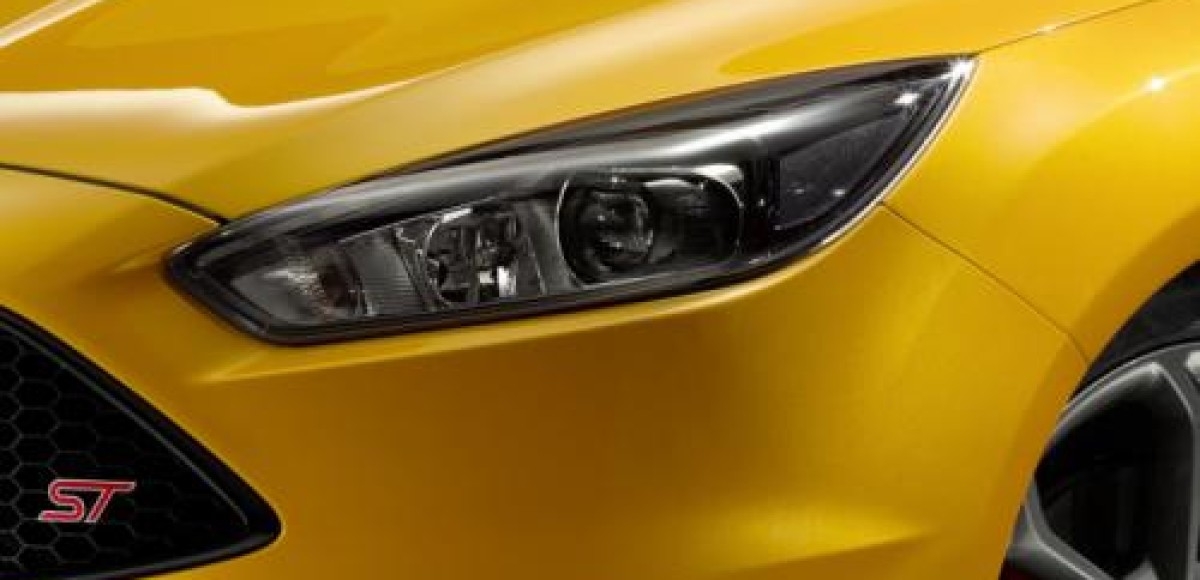 Ford покажет обновленный Focus ST в Гудвуде