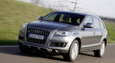 Audi Q7 – подготовка к зиме за счет Audi Russia
