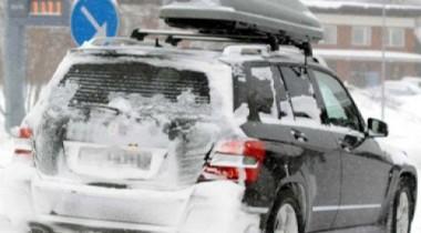 2011 Mercedes-Benz GLK. Шпионские фото