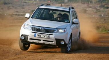 Subaru объявляет российские цены на обновленный Forester