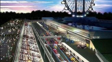 Авария при продаже билетов на первый Гран-При Сингапура