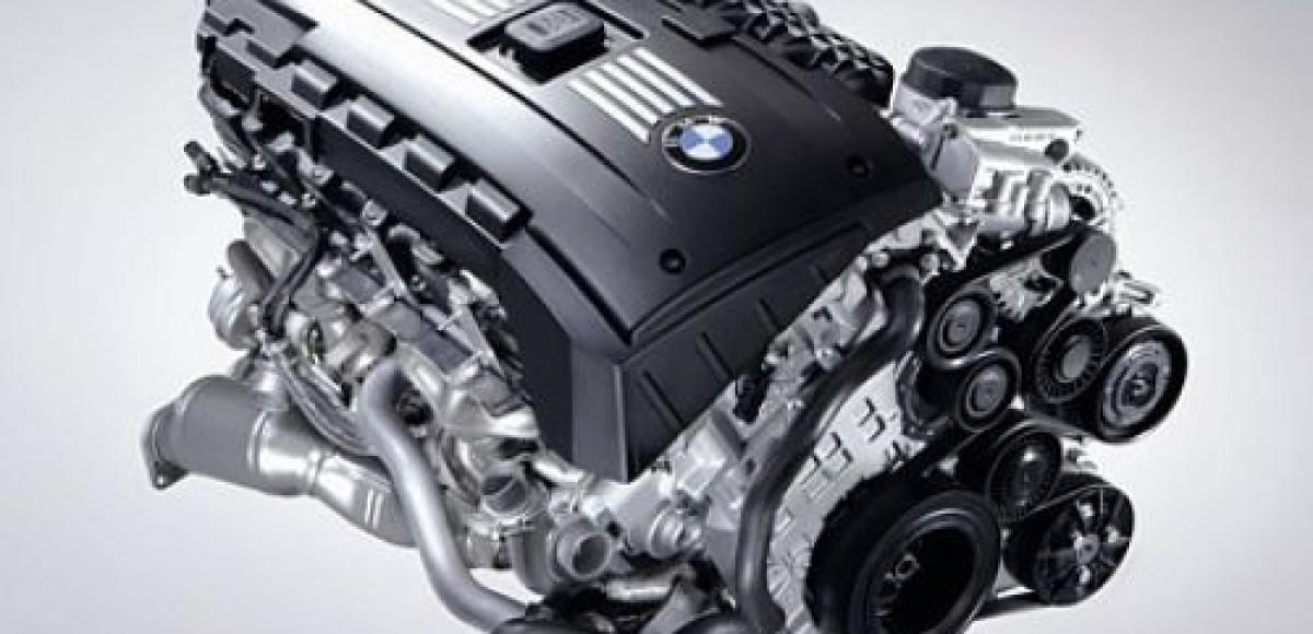 «Твин-турбо» BMW стал двигателем года