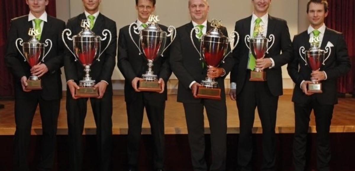 Skoda получила звание двойного чемпиона IRC