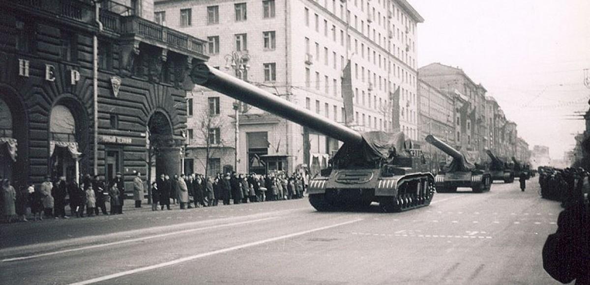 «Конденсатор», «Трансформатор» и «Ока»: атомная артиллерия СССР