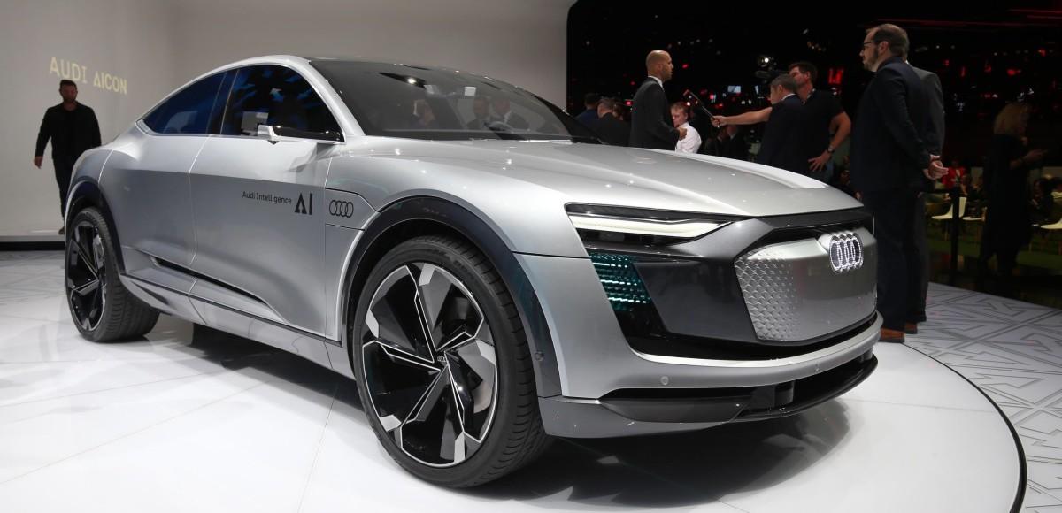 Audi Elaine выйдет на дороги через два года