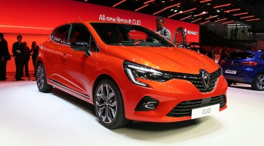 Renault Clio: будущее плюс лучшее из прошлого