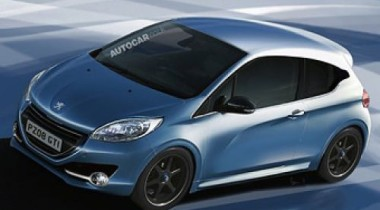 У Peugeot 208 скоро появится «заряженная» версия GTI