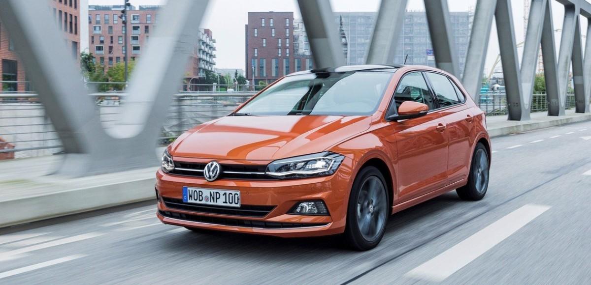 Новый VW Polo получил шины GitiSynergyE1