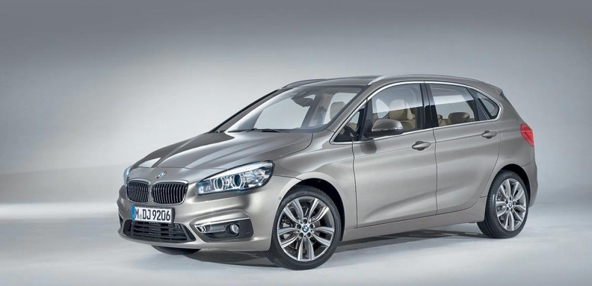 BMW 2-Series Active Tourer. Дважды первый