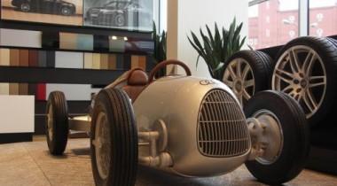 Первая в Европе Audi exclusive Studio представлена в Москве