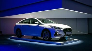 Hyundai Sonata выходит на российский рынок