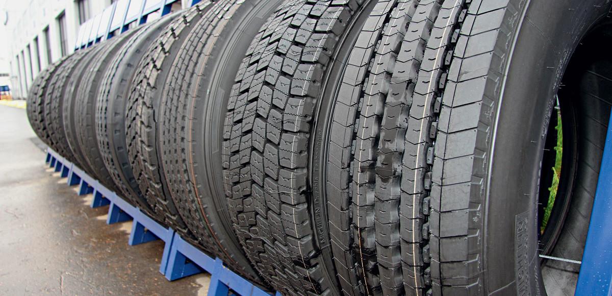 Зимние шины для грузовика: обзор новинок