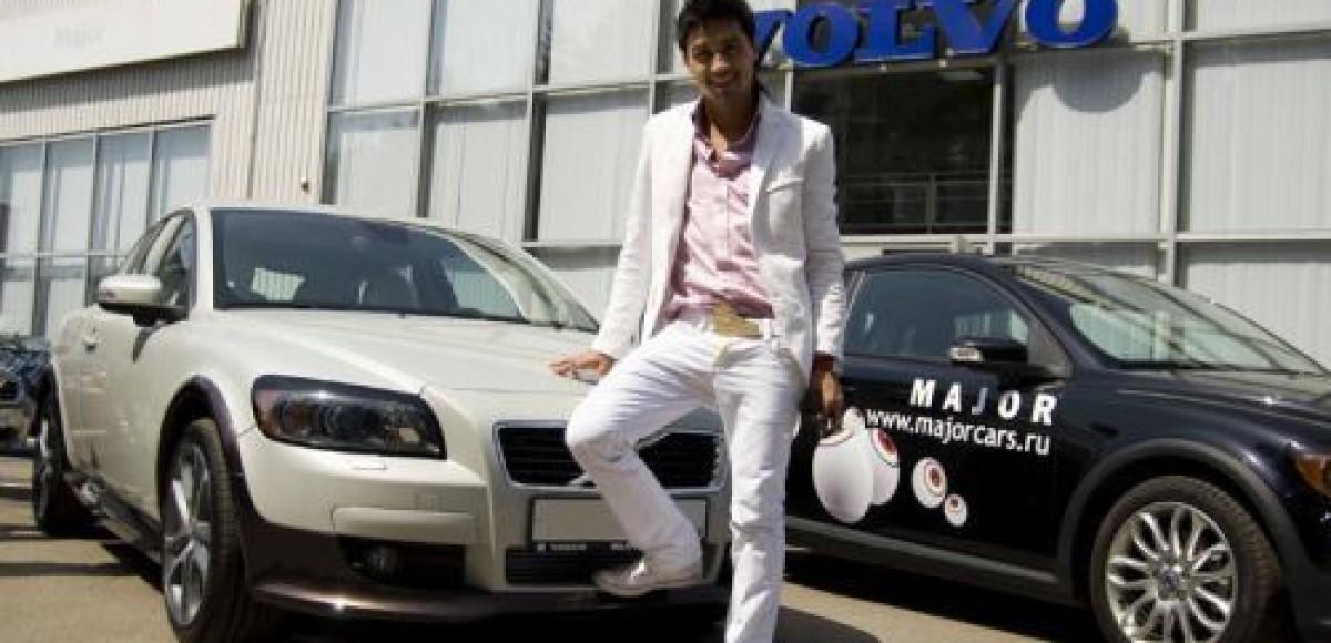 Певец Дима Билан лишился водительских прав