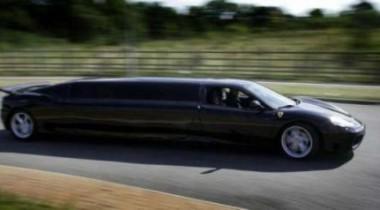 На eBay выставлен 6-метровый лимузин Modena