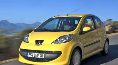 Peugeot 107 стал «Автомобилем года в России» в категории «городской авто»
