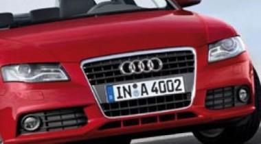 Видео. Новая Audi A4.