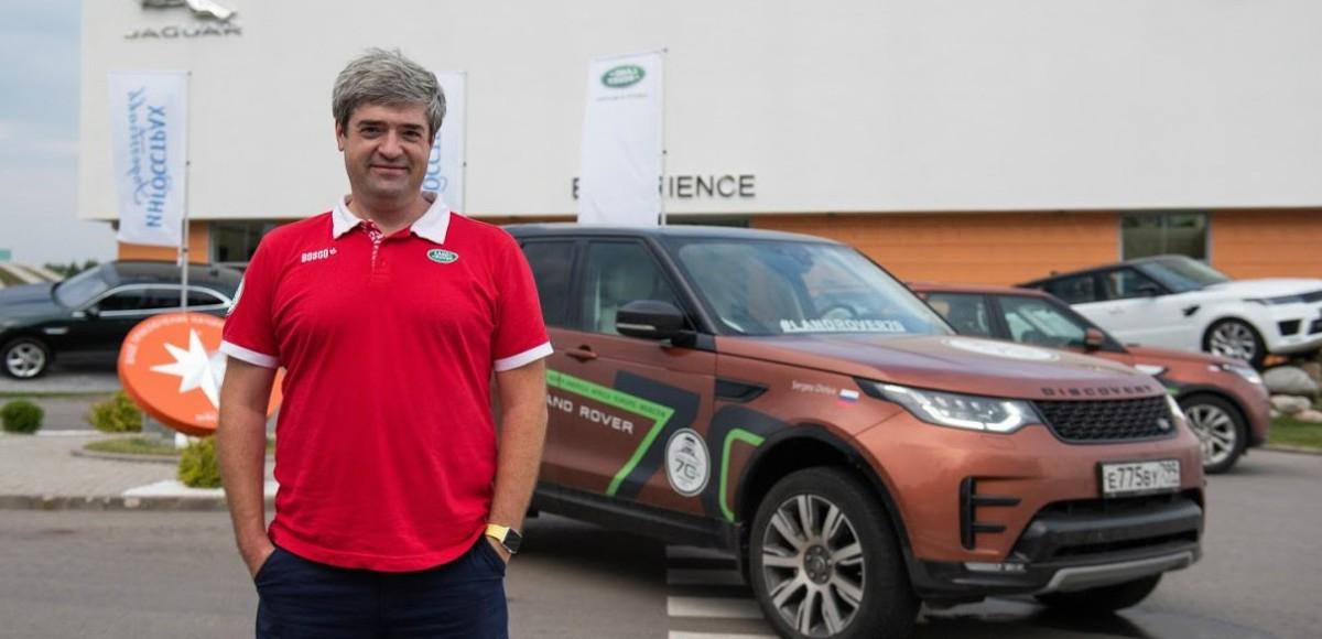 «Вокруг света за 70 дней с Land Rover»: Экспедиция финишировала в Москве!