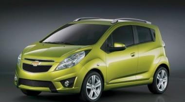 Chevrolet Spark. Виртуальная реальность