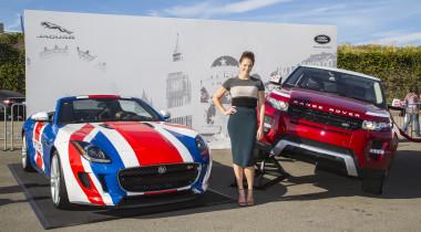 Роад-шоу: Jaguar Land Rover приглашает покататься