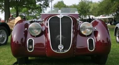 Машину Муссолини продадут за $1,5 млн