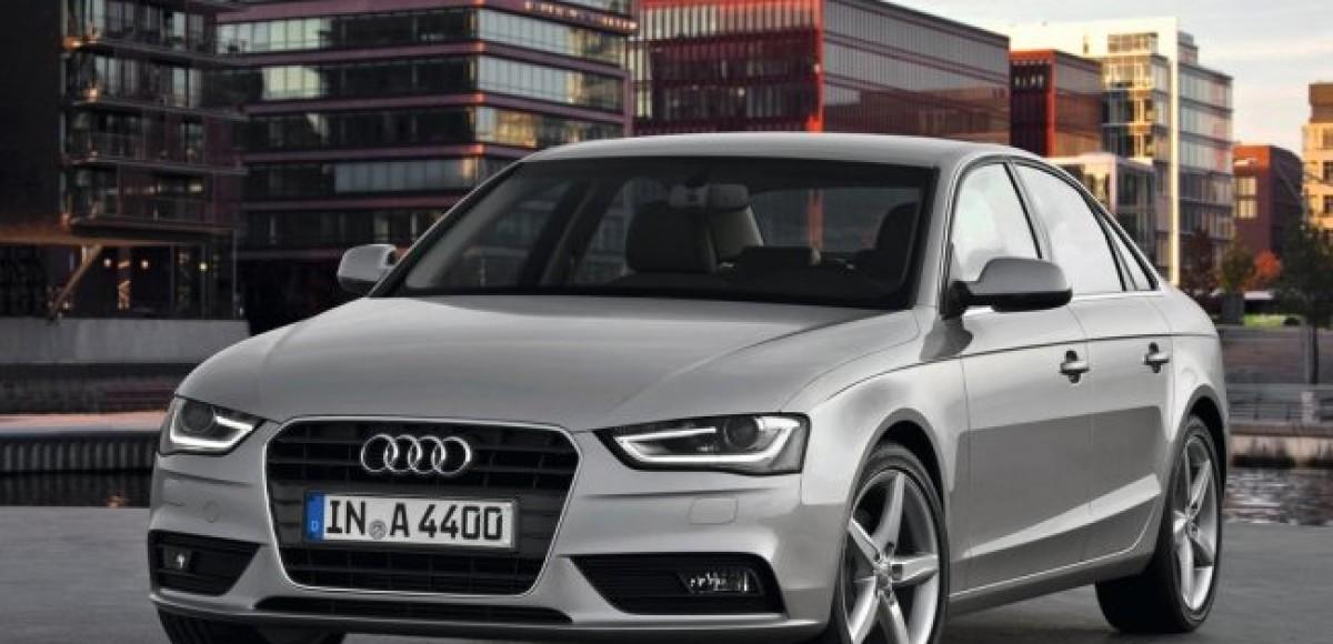 Новые Audi A4 и Audi S4