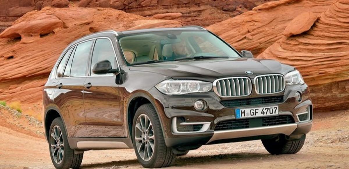 BMW X5. Икс пять ритейл
