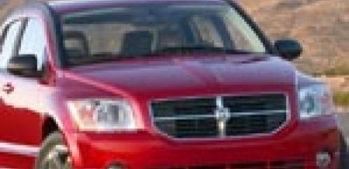 Dodge Caliber 2.0. Под другим углом