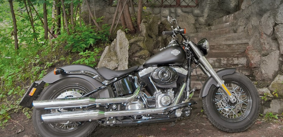 Harley-Davidson Softail Slim FLS. Продолжение достоинств