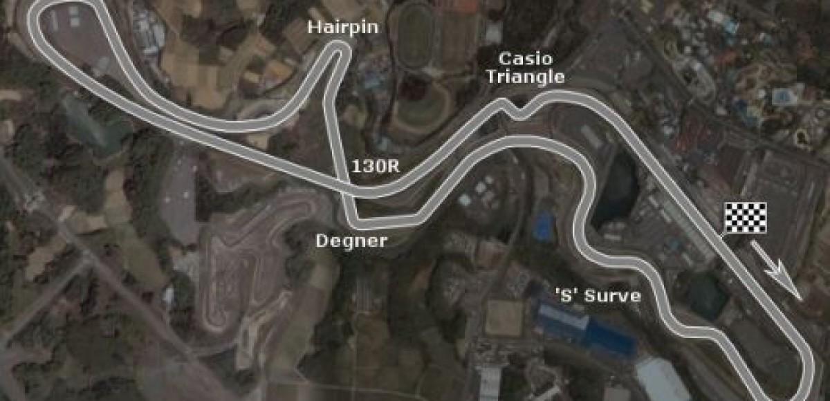 Возможно в Сузуке 2010 года будет проводиться ночная гонка