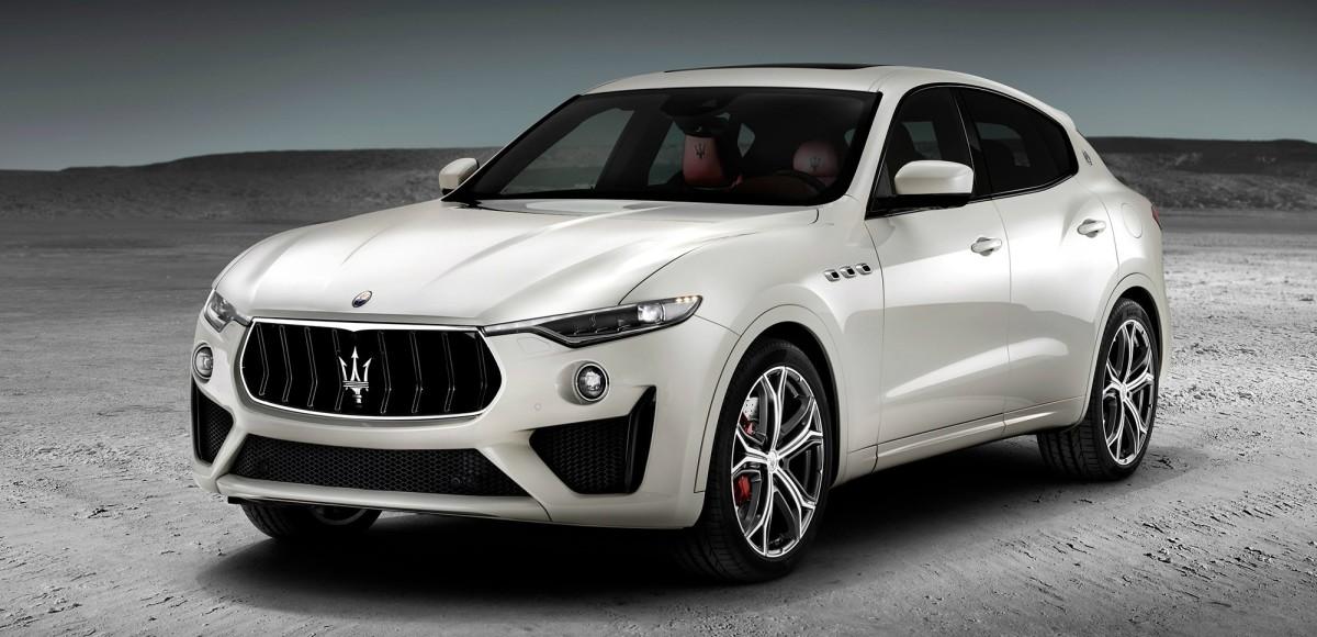 Maserati Levante GTS: 550 сил и 4,2 с до 100 км/ч