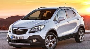 Opel Mokka, просто ещё один кроссовер