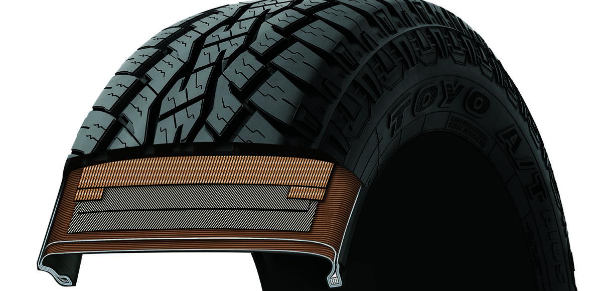 Toyo Open Country: летние шины для внедорожников и пикапов