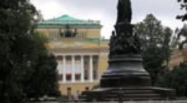 В Санкт-Петербурге закрывается движение на площади Островского