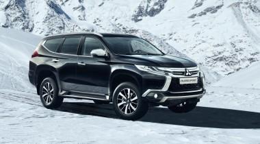 Mitsubishi Pajero Sport: скидка 200 000 рублей