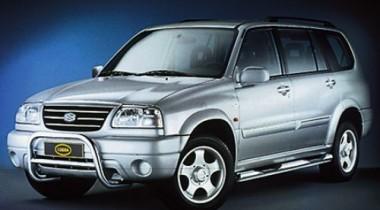Suzuki Grand Vitara XL-7. Нелишние полметра