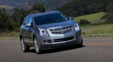 Cadillac представил обновленный кроссовер SRX