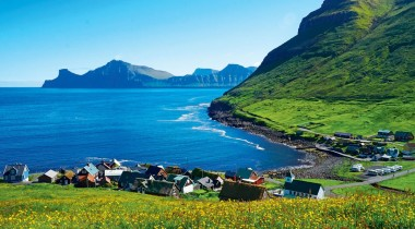 Дорогами Нетландии: на мотоцикле по Фарерским островам